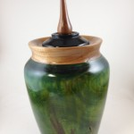 Another Turned Colored Urn