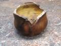 Burled Osage Orange Bowl (incomplete)